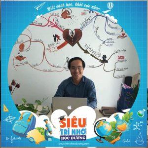 Lê Thanh Trông - Tác giả bộ thẻ nâng cao EQ