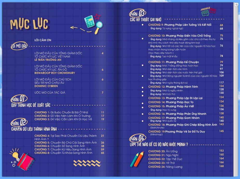 sách siêu trí nhớ học đường PDF - Nguyễn Phùng Phong